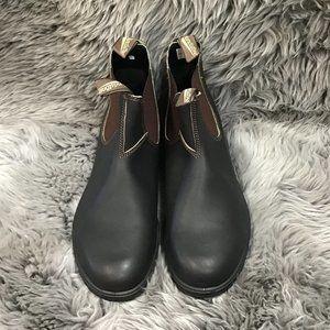 Blundstone   Men's Elastic Lined V-Cut Boot   11